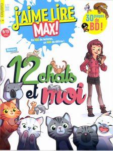 douze-chats-et-moi Céline Claire