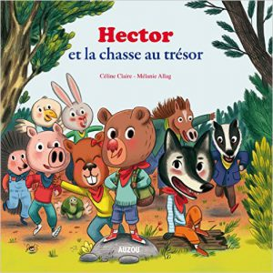 hector-chasse-tresor Céline Claire