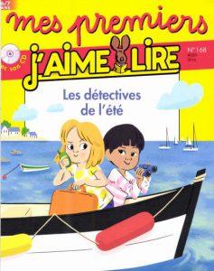 les-detectives-de-lete Céline Claire
